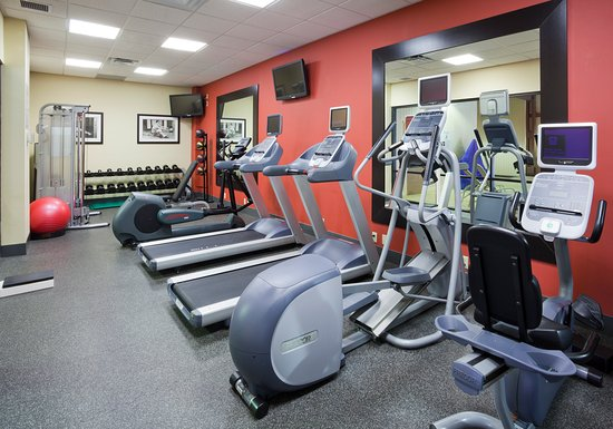 Shoreview, Миннесота: Get your sweat on in our fitness center which is open 24 hours.