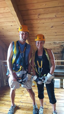 Pigeon River Canopy Tours : 20160722_092127_large.jpg