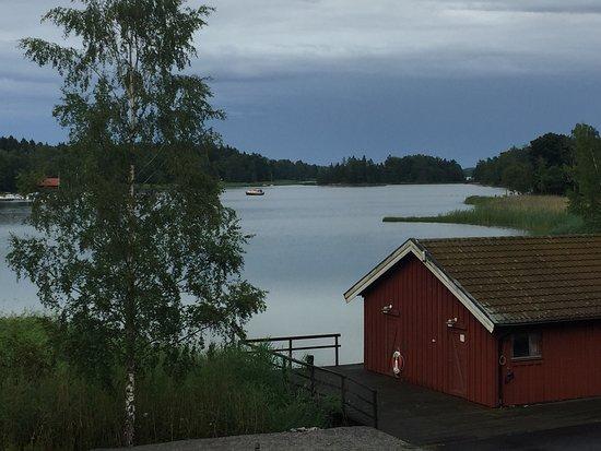 Stockholm İdari Bölgesi, İsveç: Fint rum och vacker utsikt