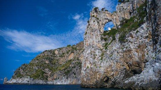 Villaggio degli Olivi: Capo Palinuro - Architiello