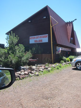 Beaver Bay, MN: Located right on Highway 61
