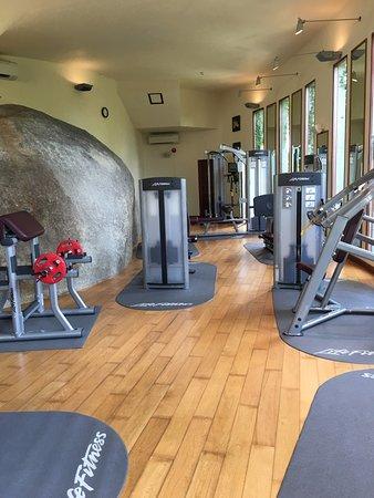 Kamalaya Koh Samui: gymnasium