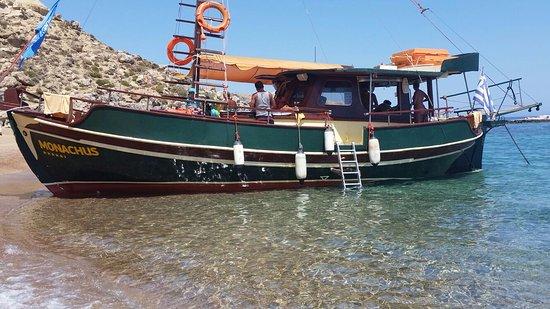 Das Fischerboot