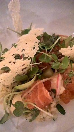 Greater Johannesburg, Südafrika: Salmon - just wow