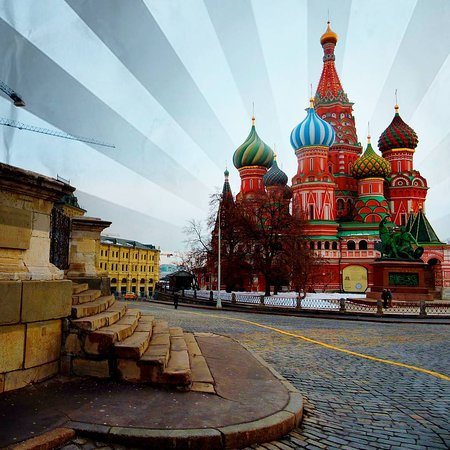 Feel Moscow City Tours and Urban Quests