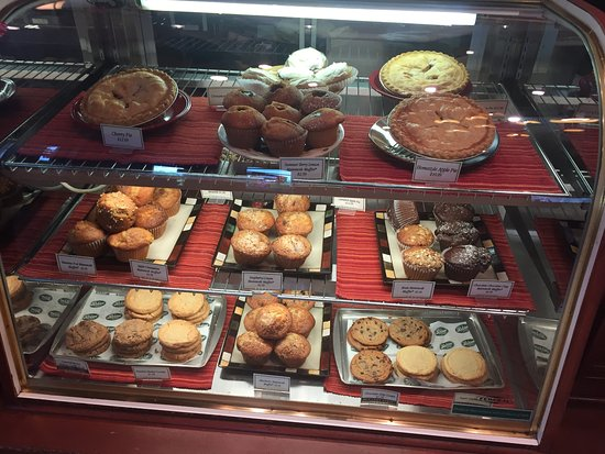 Edina, MN: Muffin options