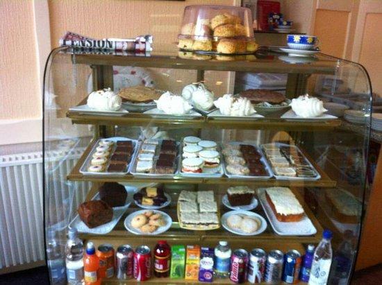 Stranraer, UK: Alexandra Coffee Shop