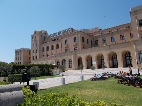 Casino Rodos: Casino - Hotel Roses