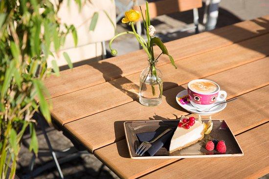 Kaffee kuchen picture of oh angie heidelberg for Kuchen heidelberg