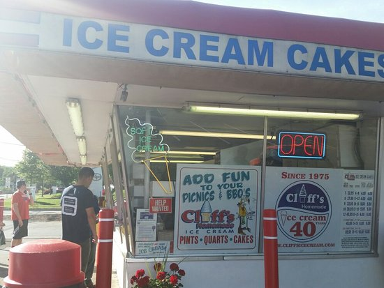 Ledgewood, NJ: Cliff's Homemade Ice Cream