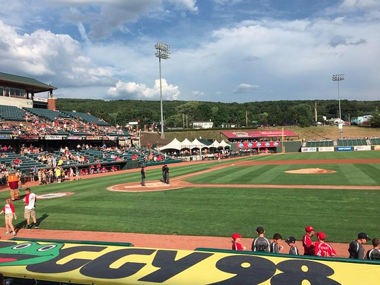 Altoona, PA: Glad we had the chance to visit this stadium!