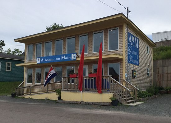 Montague, Canada: Artisans on Main