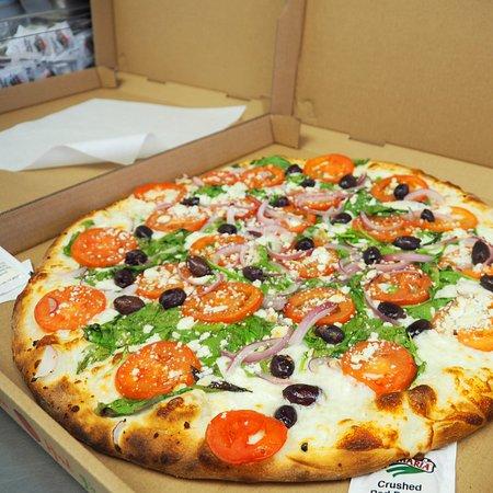 Solana Beach, CA: Pizza To Go