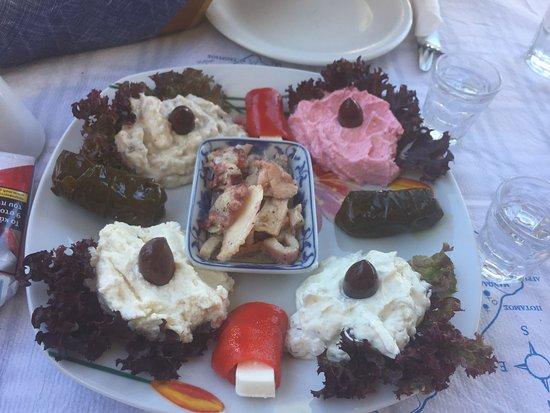 Portobello Grill Restaurant: apetizer délicieux, vendu pour 2 ! un régal