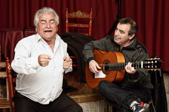 Pena Flamenca Manuel Mairena