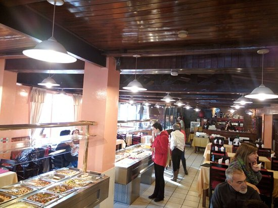 Restaurant Bamboo: Lugar agradável