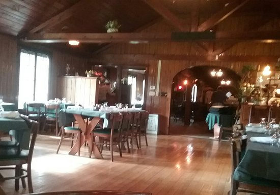 Minocqua, WI: The Main Room