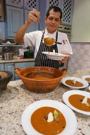 Belmond Casa de Sierra Nevada: Serving up the Sopa Tarasca