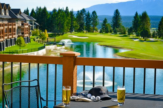 Bighorn Meadows Resort: Great Views