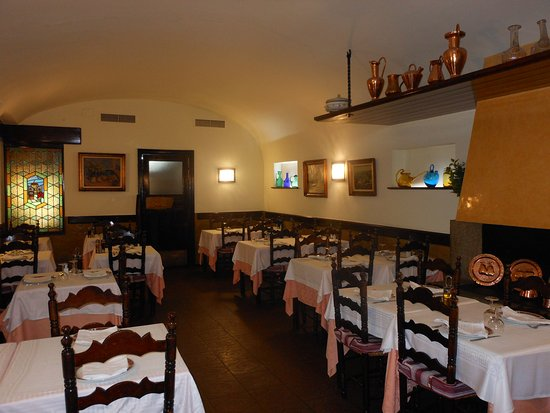 Vidreres, สเปน: Comedor restaurante