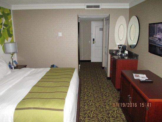 Varscona Hotel on Whyte: Comfy bed.