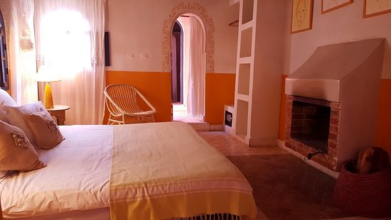 Riad Baoussala / Chambre Oasis 2