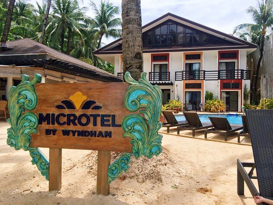 ‪‪Microtel Inn & Suites by Wyndham Boracay‬: Quiet, chill & relaxing side of Boracay‬