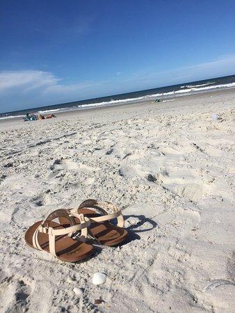 Ponte Vedra Beach, FL: Mickler's Landing Beach