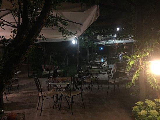 Monteveglio, Italia: La terrazza