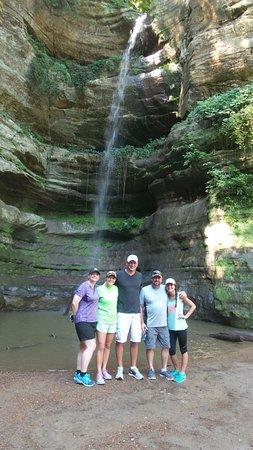 Starved Rock State Park: Eagle Cliff