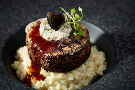 West Chester, OH: Black Truffle Filet