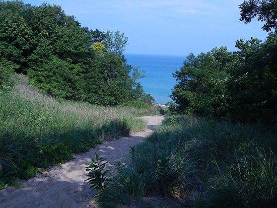Chesterton, Ιντιάνα: Mt. Holden overlook