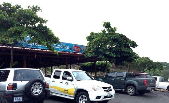 Provincia di Puntarenas, Costa Rica: Desde la calle