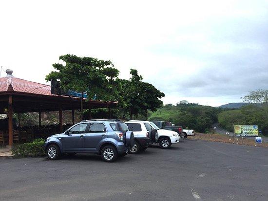 Provincia di Puntarenas, Costa Rica: Parqueo