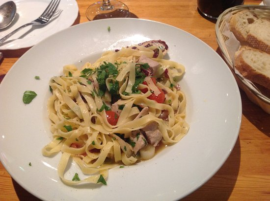 Lust auf Italien: My wonderful pasta dish