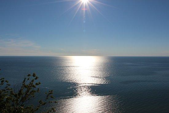 Arcadia, Μίσιγκαν: Peaceful Views of Lake Michigan