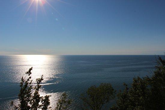 Arcadia, Μίσιγκαν: Fantastic Views of Lake Michigan