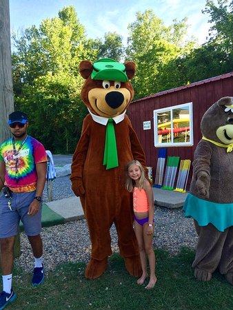 Yogi Bear's Jellystone Park at Natural Bridge張圖片