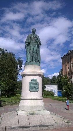 Памятник Иоанну Каподистрии