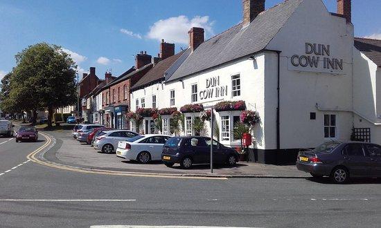 Sedgefield, UK: The Dun Cow Inn