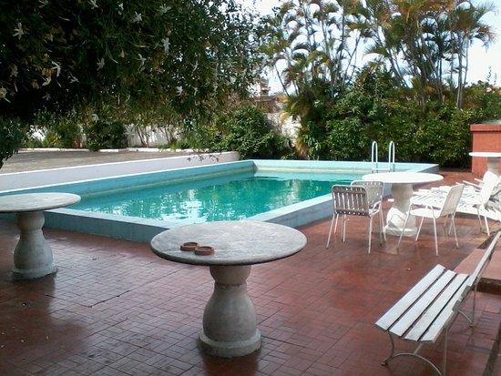 Hotel Espana: Pileta