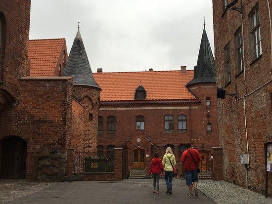 Ketrzyn, بولندا: Basilica