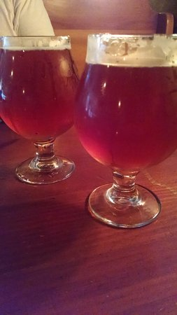Lock Haven, Pensilvanya: Keewaydin Cherry Cider