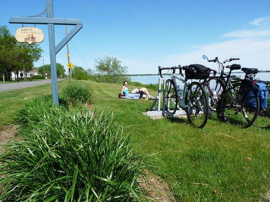Berthierville, Kanada: Vélo