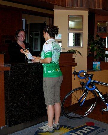 Berthierville, Canadá: Vélo