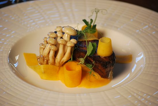 Nebraska City, NE: Each dish is prepared with local, sustainable food