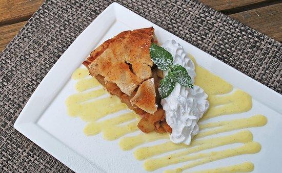 Nebraska City, NE: Save room for our famous apple pie dessert