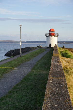 Burry Port, UK: Views from the light house are great