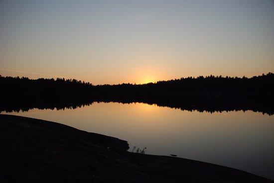 Massasauga Provincial Park: Views from 520