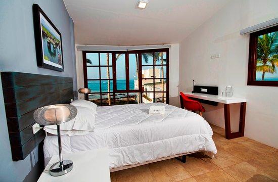 Isabela, Ecuador: Hotel Volcano Superior Ocean 3